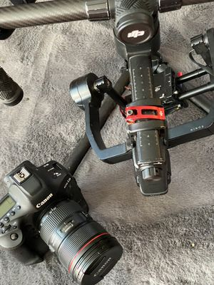 1DX MKii + Ronin M (Included free) for Sale in Pomona, CA