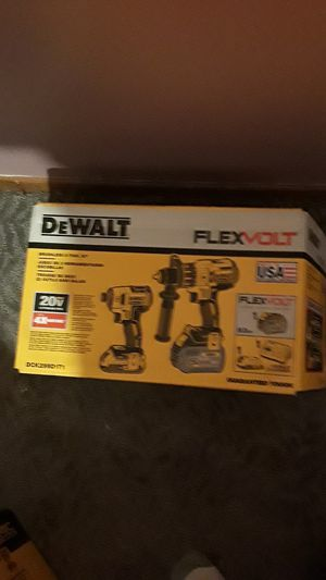 Dewalt 2pc 20volt Brand new sealed for Sale in North Olmsted, OH