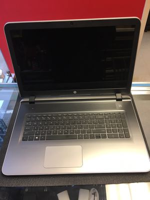 "Hp pavilion 17"" for Sale in Arlington, VA"