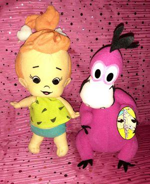 The Flintstones Stuffed Animals for Sale in San Bernardino, CA