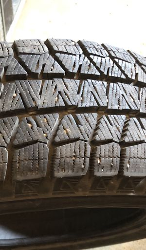 4 Blizzak Snow tires. Don't miss out on a great price. Used one season. 185/55R16 $195 Give me a call and come and take a look. for Sale in Dixmont, ME
