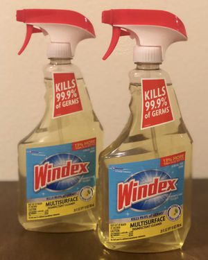 Windex Multi-surface Disinfectant Cleaner 🍋🧽 for Sale in Union City, CA