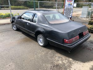 1985 Ford Thunderbird LOW miles! for Sale in Olympia, WA