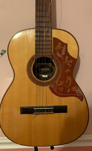gianni classical acoustic guitar for Sale in Miami, FL