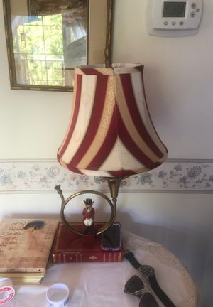 Vintage Victorian hunt lamp for Sale in Fairfax, VA