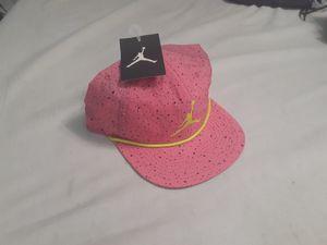 Jordan pink hat for Sale in Houston, TX
