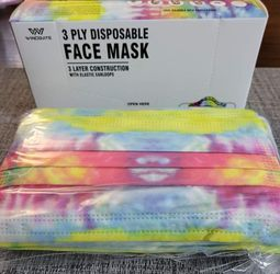 Face Masks 😷 Disposable Masks and reusable Masks For Kids And Woman's for Sale in Campbell,  CA