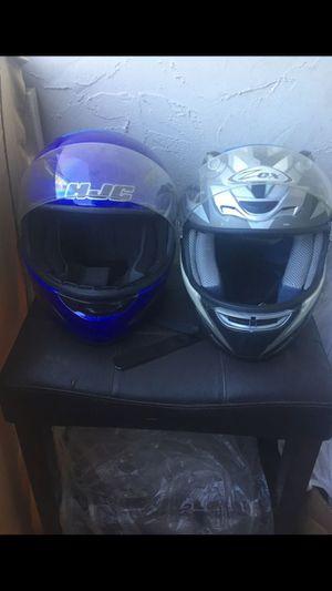 Motor bike helmets for Sale in Reynoldsburg, OH