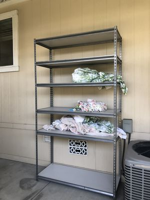 Gorilla Utility Shelving Storage Racks (x2) for Sale in Yorba Linda, CA