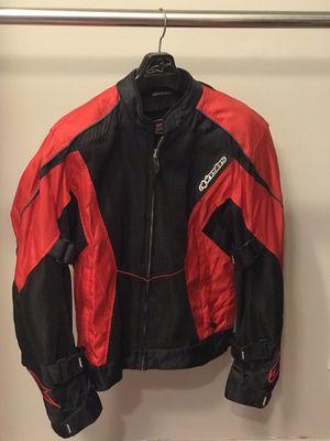 Men Alpine Motorcycling Jacket. Almost New for Sale in Alpharetta, GA