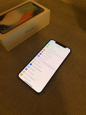 iPhone X 256GB for Sale in Dublin, CA