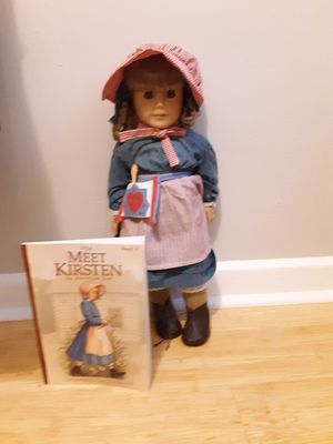 American Girl Doll, Kirsten for Sale in Virginia Beach, VA