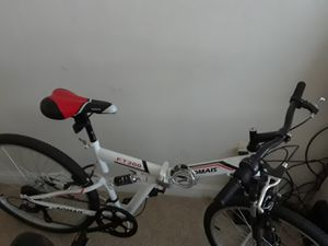 """Folding Mountain bicycle 26"""" for Sale in Hyattsville, MD"""