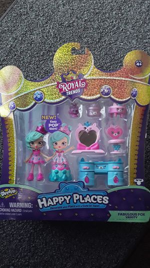 SHOPKINS HAPPY PLACES NEW TOYS $16 ✔✔✔PRICE IS FIRM✔✔✔ for Sale in Bell, CA