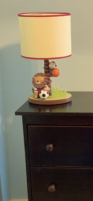 Cute kids lamps for Sale in Pearland, TX