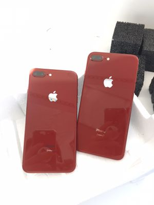 IPhone 8 plus 64gb unlocked each for Sale in Malden, MA