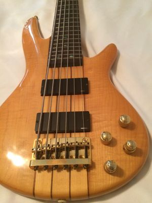 Ibanez 6 Strings guitar bass. for Sale in Washington, DC