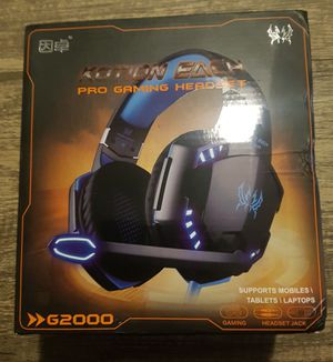 Gaming headset for Sale in Buckhannon, WV