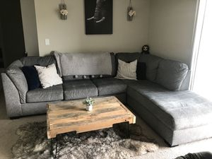 Sectional couch for Sale in Lilburn, GA