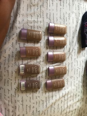 9 foundation shades , $10.00 for Sale in Newport News, VA