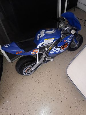 Razor pocket bike for Sale in Martinsburg, WV