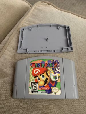 Mario party 64 for Sale in Houston, TX