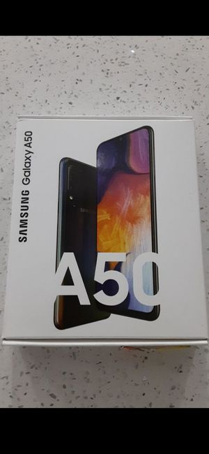 Brand New Samsung A50 + Brand New Swagtron Hoverboard for Sale in Sunrise, FL