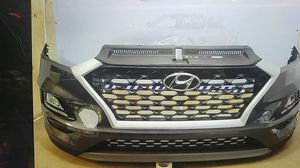 HYUNDAI TUCSON COMPLETE front bumper 2019-2020 for Sale in South Gate, CA