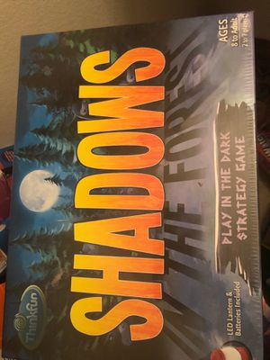 Shadows board game for Sale in Las Vegas, NV