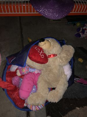 Stuffed animals for Sale in Dearborn, MI