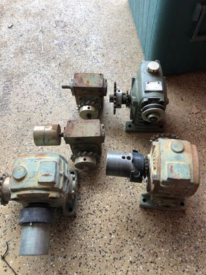 Gate opener gear reduction transfer cases pto for Sale in Queen Creek, AZ