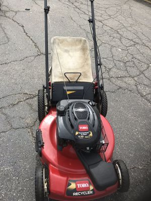 Toro self propelled lawn mower. Runs great for Sale in Waterford Township, MI