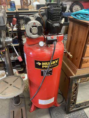 Husky air compressor for Sale in Salt Lake City, UT