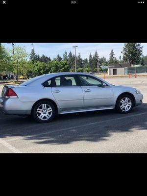Chevrolet Impala for Sale in SEATTLE, WA