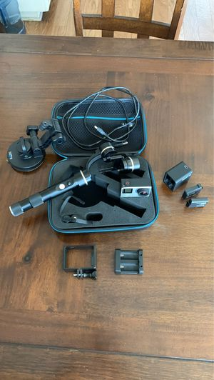 Go pro Hero4 and gymbal Feiyu Tech G45 for Sale in La Puente, CA