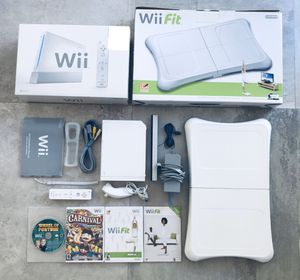 Nintendo Wii Set for Sale in Irvine, CA