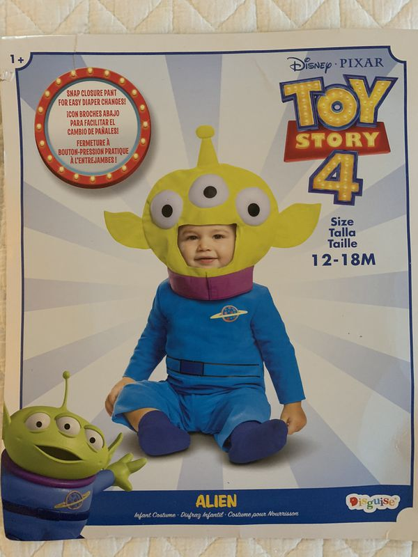Toy Story Alien costume