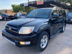 2003 Toyota 4Runner for Sale in McKinney, TX