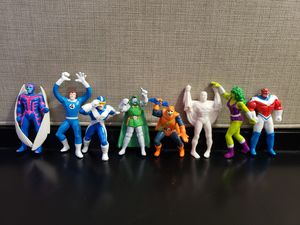 Marvel 1990 PVC Vintage Figures lot 8 for Sale in Pembroke Pines, FL