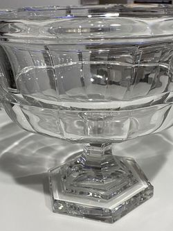 """Goebel 1979 Crystal bowl (10"""" X Height: 8"""") for Sale in Los Angeles,  CA"""