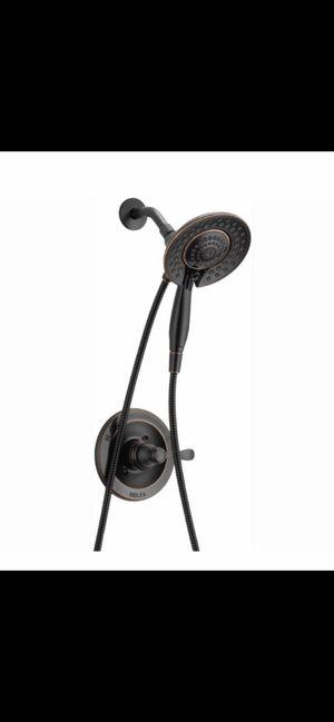 Delta porter In2ition Shower faucet in oil rubbed bronze for Sale in Phoenix, AZ