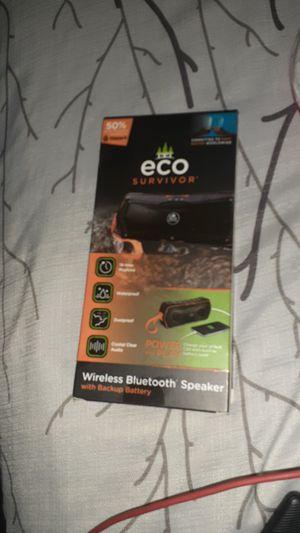 Eco survivor bluetooth speaker for Sale in El Cajon, CA