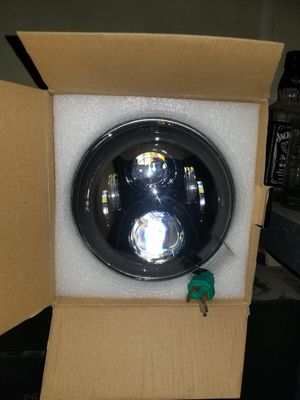7 inch round led headlight for Sale in Earlville, IL