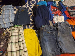 Tons of boys clothes and shoes for Sale in Spring Hill, FL