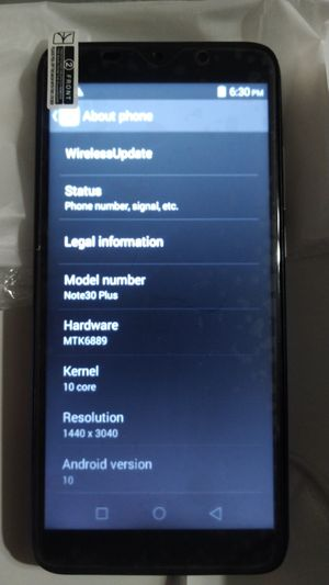 Not a Samsung Note 20 or not a note 30 plus for Sale in West Columbia, SC