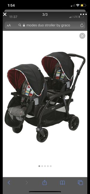 Graco Modes Duo Stroller for Sale in San Bernardino, CA
