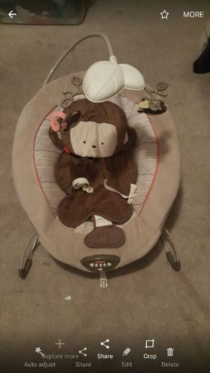 Swing and bouncer set for Sale in Grand Prairie, TX