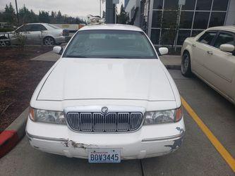 1999 Mercury Grand Marquis for Sale in Eatonville,  WA