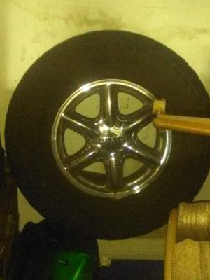 Chrome GMC 16in. Rims for Sale in Oregon City, OR