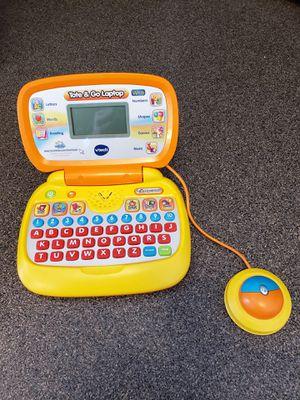 VTech & Leap Frog Kids Toys My First Laptop Kids Beats Drumset Learn Alphabet for Sale in Marietta, GA